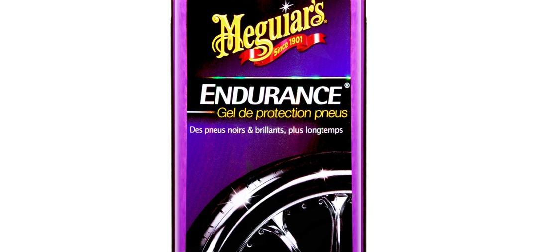Brillant pneus Meguiars Endurance Tire Gel