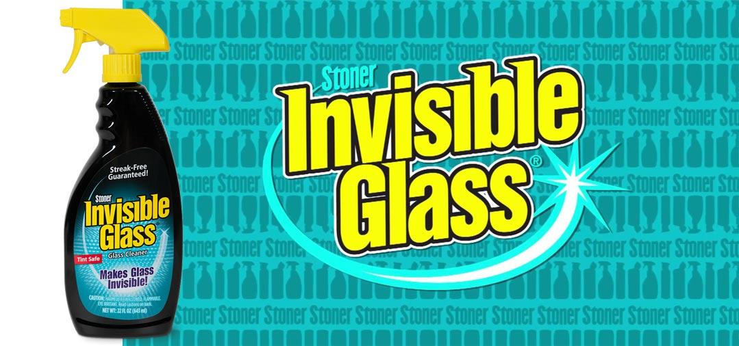 Stoner Invisible Glass le meilleur nettoyant vitres pour le detailing.