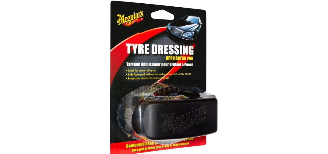 "Meguiar's Tampon Applicateur Pneus ""Tyre Dressing Applicator"""
