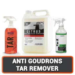 Produits Anti Goudron auto