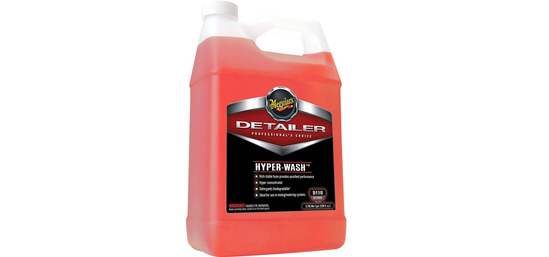 Shampoing Auto Meguiars Hyper Wash