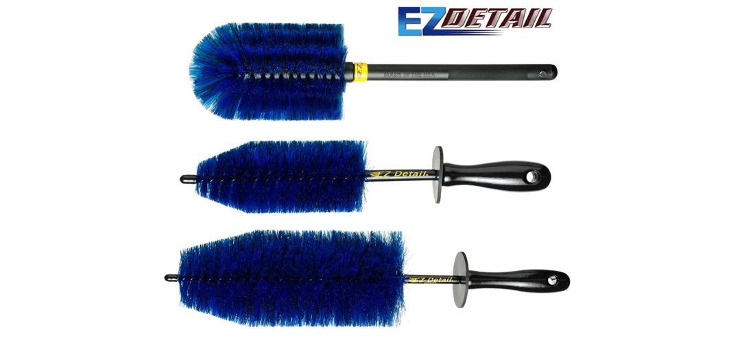 Il existe différentes tailles dans la gamme des brosses EZ Detail