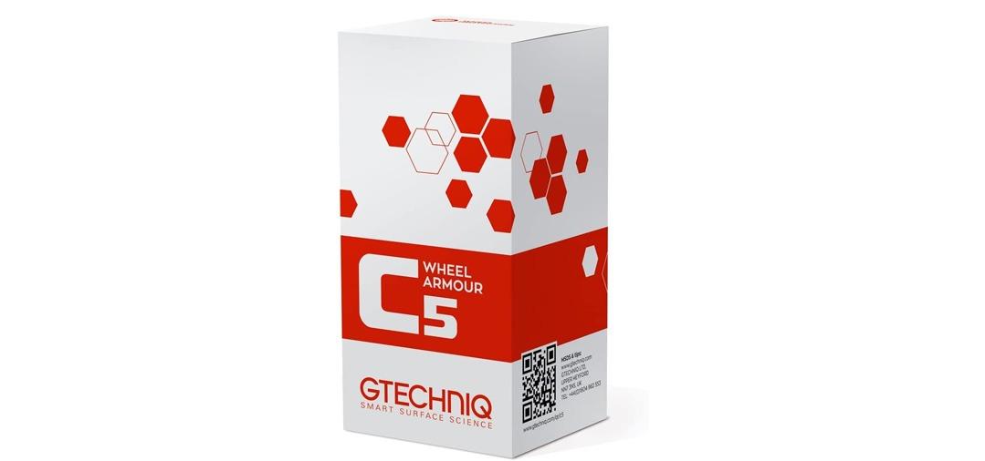 C5 Wheel Armour: la protection céramique pour jantes de Gtechniq