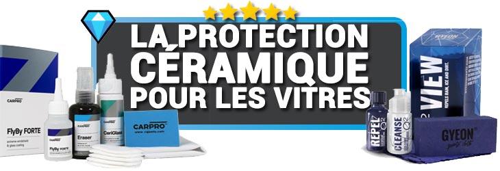 Pour tout savoir sur les protections céramiques sur les vitres, voici un article très complet et détaillé.