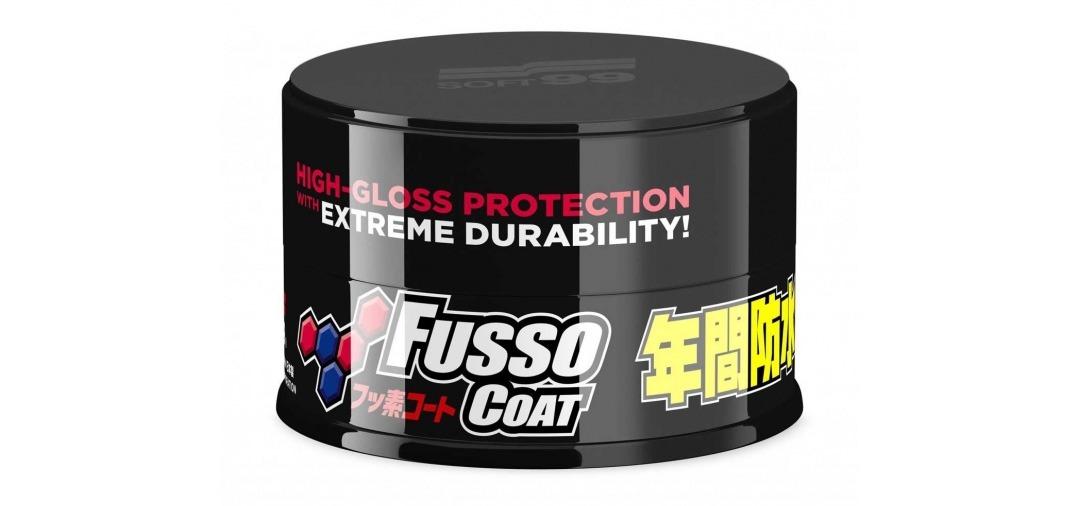 Le FUSSO COAT est un très bon Sealant, qui se situe dans la gamme des Coatings