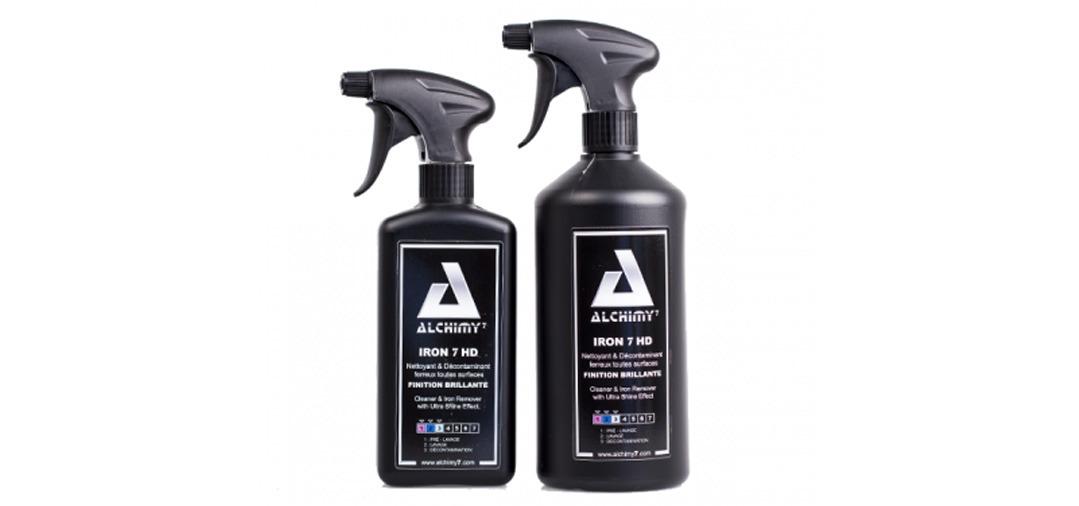 L'Iron 7 HDc'est le décontaminant ferreux de la marque Alchimy7