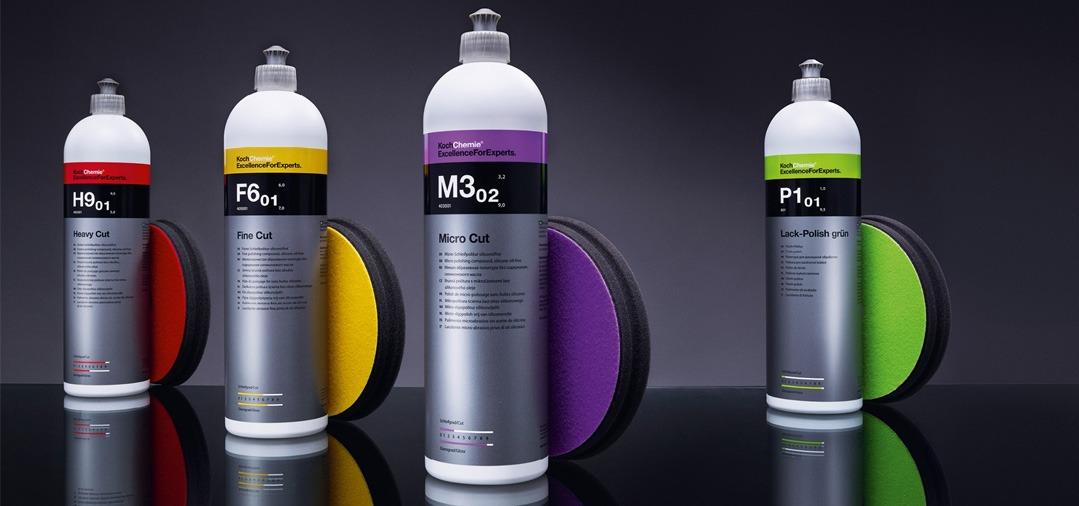 Polish Koch Chemie: une gamme de polish incontournable