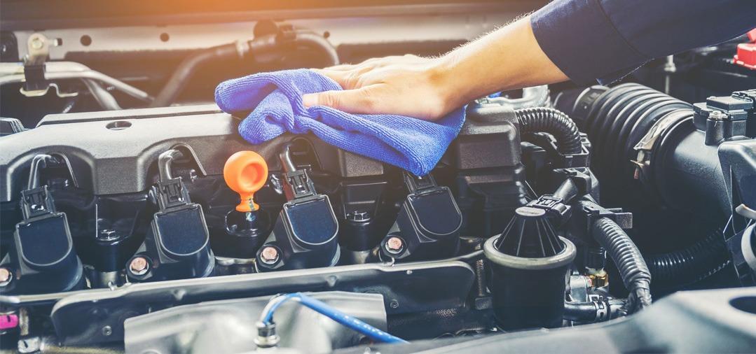 Comment nettoyer le moteur de votre voiture