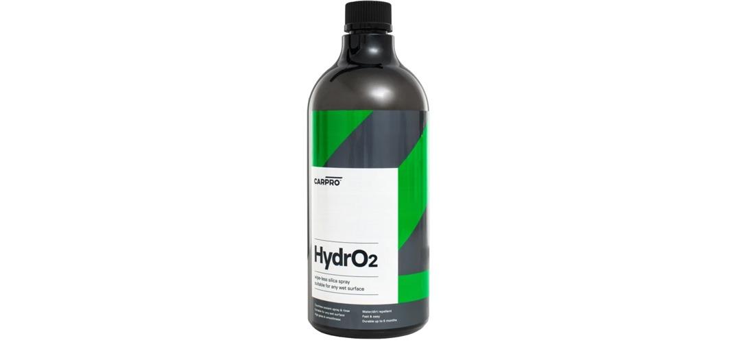 CarPro HydrO2 : sealant en spray sans séchage parfait pour protéger les jantes
