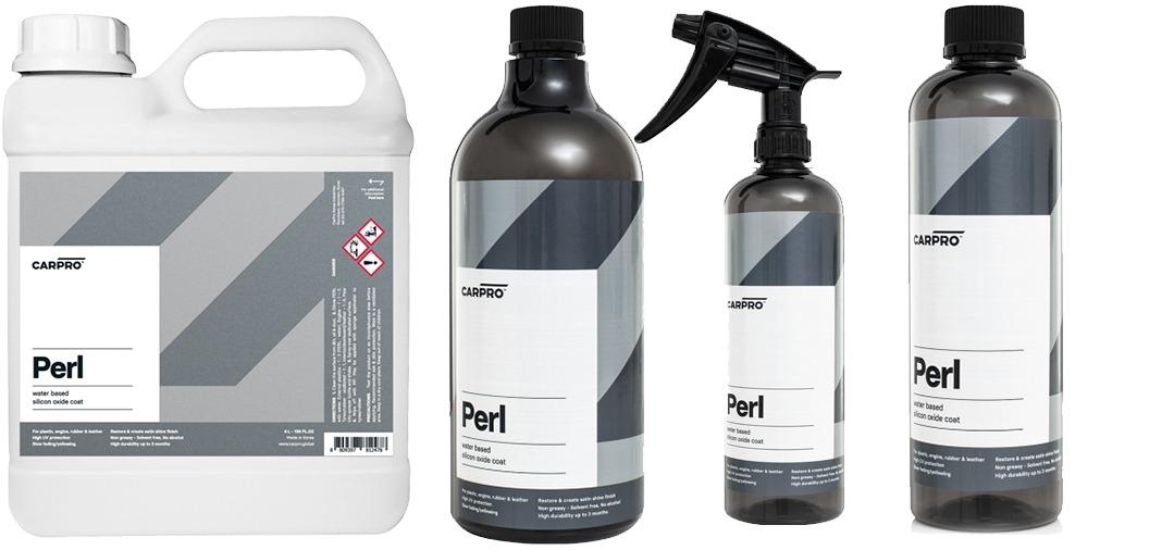 CarPro - Perl (dressing plastiques)