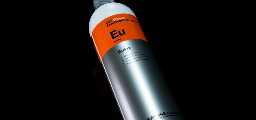Koch Chemie Eulex (EU) le meilleur produit contre le goudron, la sève et les traces de colle ?